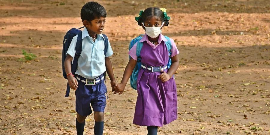 school students school children