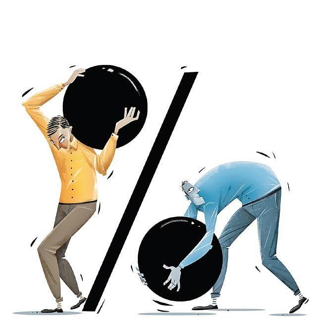 debt burden, debt,