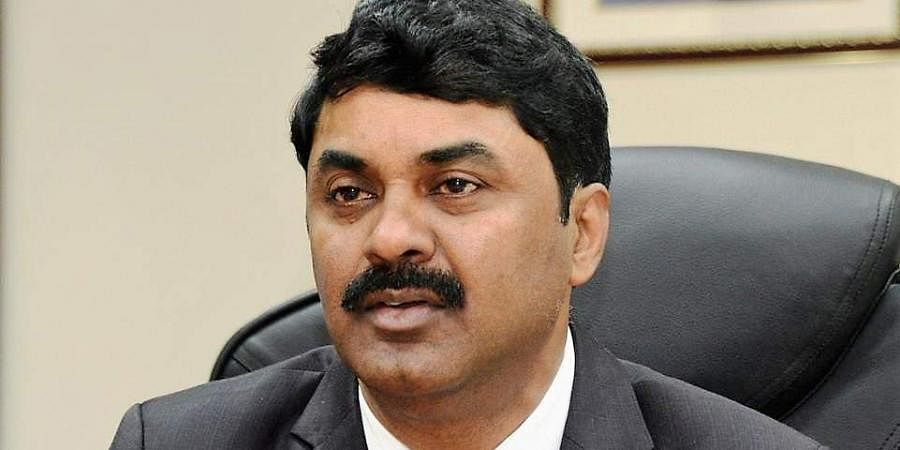 DRDO Chairman G Satheesh Reddy