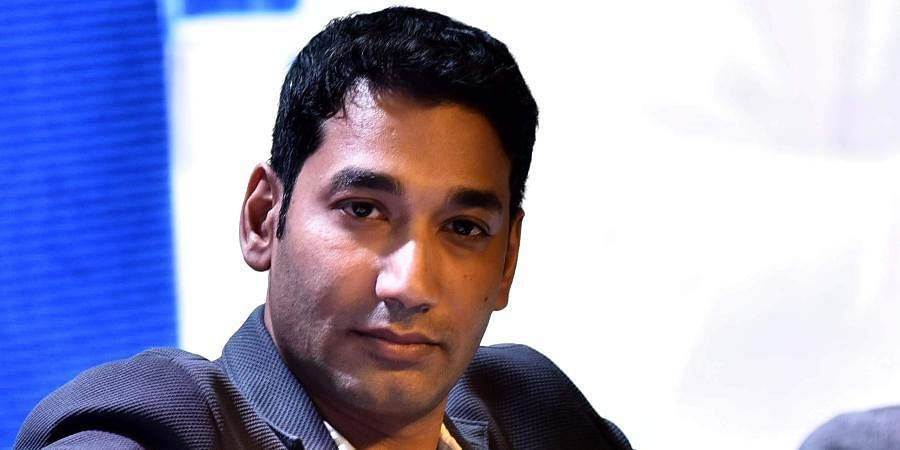 Vedantu Co-Founder Vamsi Krishna