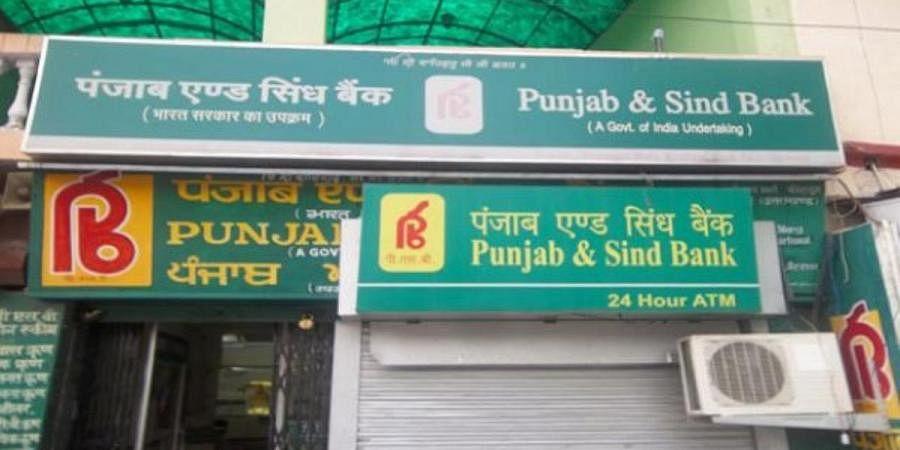 A Punjab & Sind Bank branch