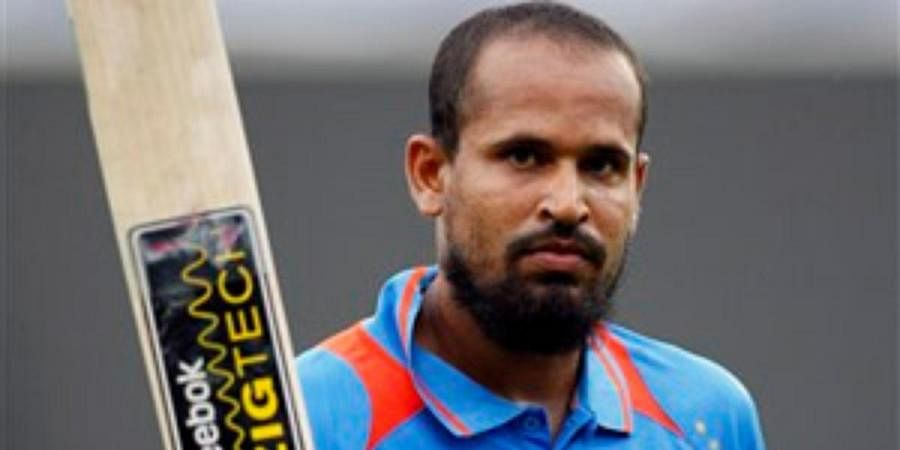 Former India all-rounder Yusuf Pathan