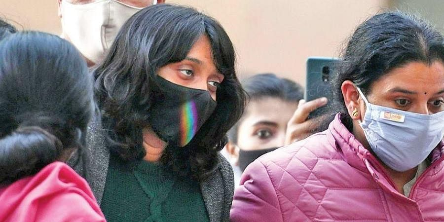 Climate activist Disha Ravi was recently arrested in toolkit case.