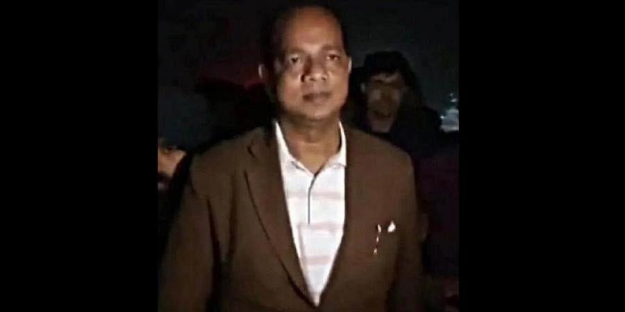 West Bengal minister Jakir Hossain (File photo| ANI)