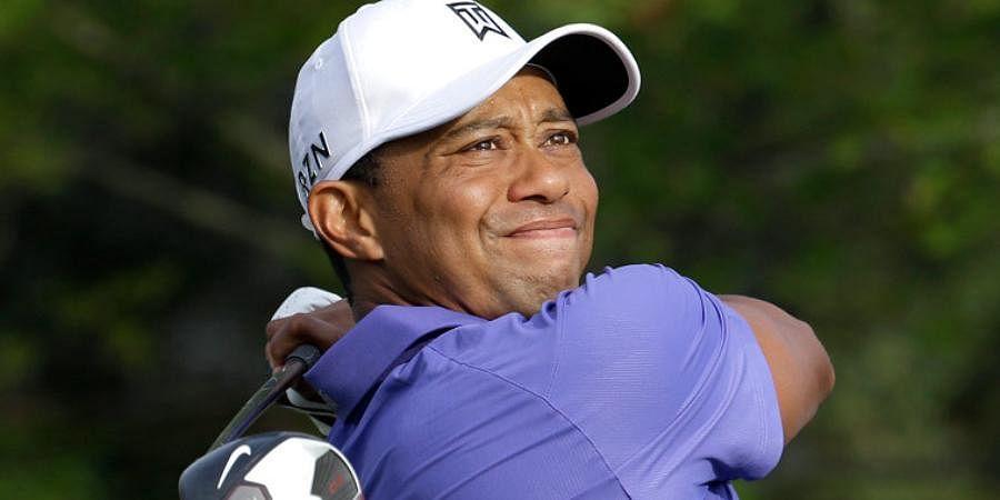 US golf legend Tiger Woods  (File photo| AP)