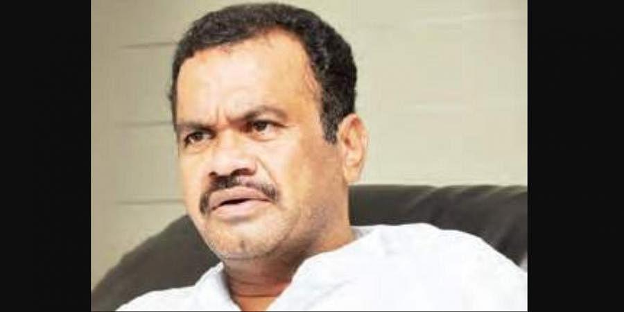 Bhongir MP Komatireddy Venkat Reddy