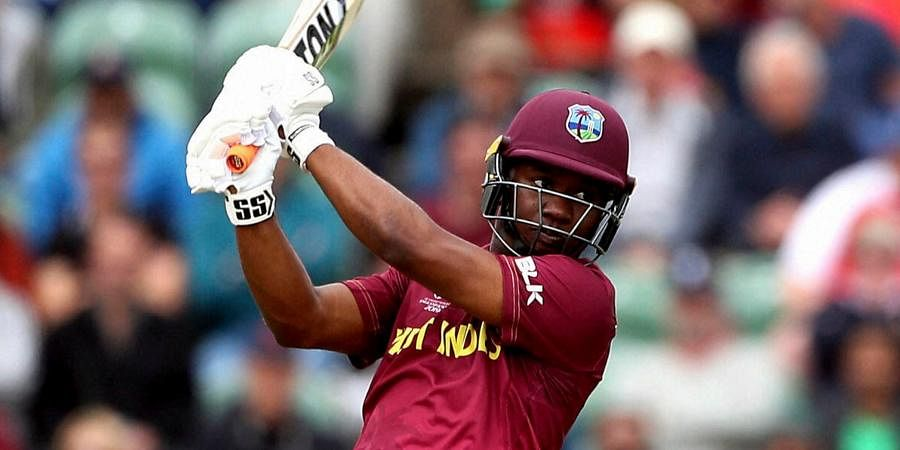 NAME: Evin Lewis   TEAM: West Indies   MATCHES: 32   INNINGS: 31   TOTAL RUNS: 934   HIGHEST SCORE: 125*   100s: 2   50s: 6   AVERAGE: 32.21   STRIKE RATE: 155.41   SIXES: 73