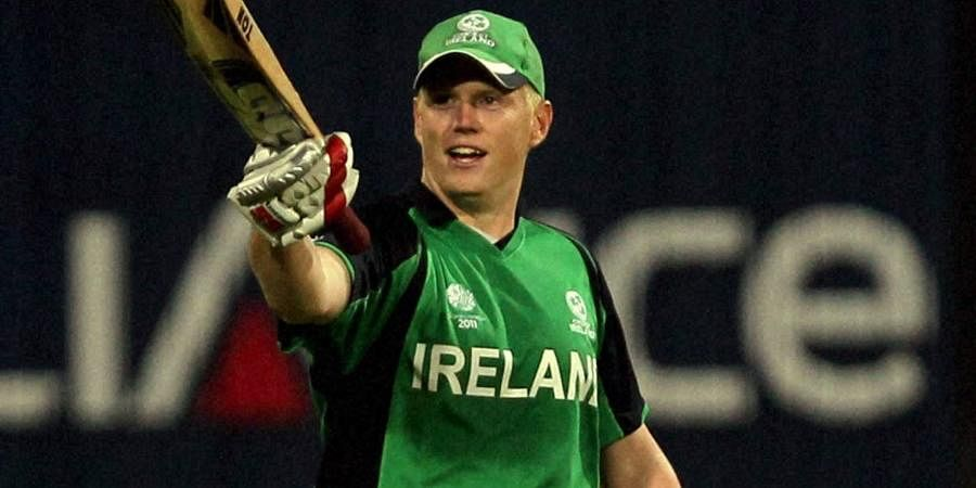 NAME: Kevin O'Brien   TEAM: Ireland   MATCHES: 96   INNINGS: 89   TOTAL RUNS: 1672   HIGHEST SCORE: 124   100s: 1   50s: 3   AVERAGE: 21.16   STRIKE RATE: 136.05   SIXES: 76