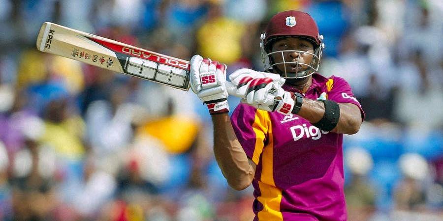NAME: Kieron Pollard   TEAM: West Indies   MATCHES: 76   INNINGS: 62   TOTAL RUNS: 1226   HIGHEST SCORE: 75*   100s: 0   50s: 5   AVERAGE: 25.02   STRIKE RATE: 135.92   SIXES: 78