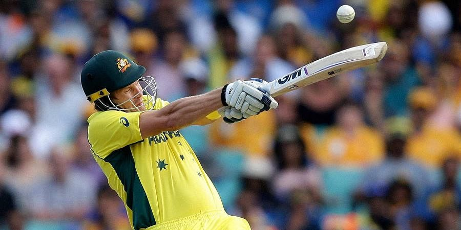 NAME: Shane Watson   TEAM: Australia   MATCHES: 58   INNINGS: 56   TOTAL RUNS: 1462   HIGHEST SCORE: 124*   100s: 1   50s: 10   AVERAGE: 29.24   STRIKE RATE: 145.33   SIXES: 83