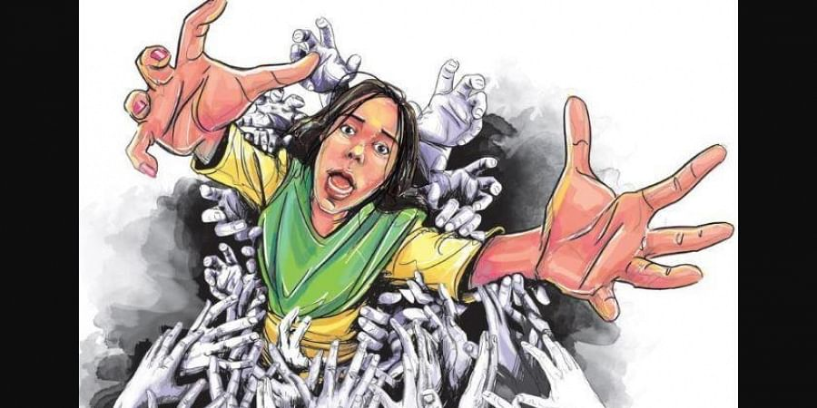 Crimes against women have spiralled with law and order emerging as a major challenge for the BJP government in Uttar Pradesh.
