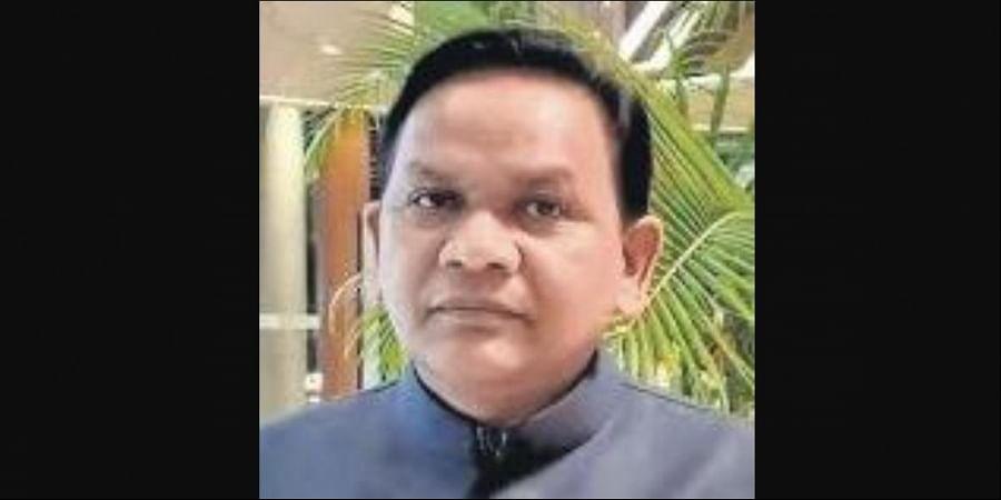 Leader of Opposition Pradipta Naik