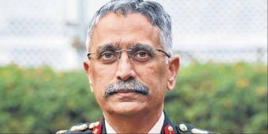 ArmyChief General MM Naravane