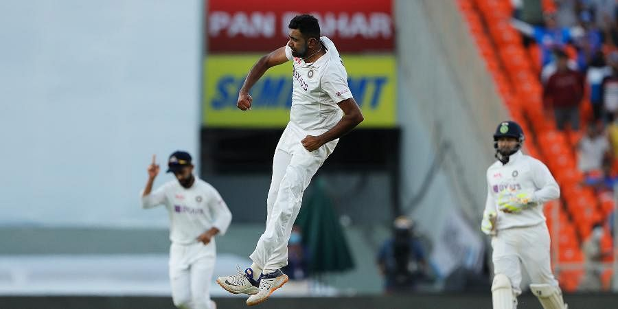 India spin spearhead Ravichandran Ashwin