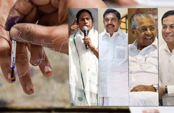 Election Commission to announces poll dates for Tamil Nadu, Kerala, Bengal, Assam and Puducherry shortly