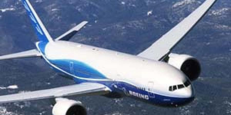 Representational image of Boeing 777 aircraft
