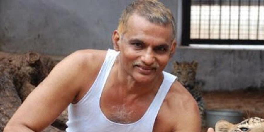 Noted social worker Dr Prakash Amte