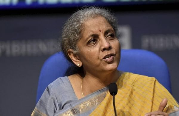 Subtle discrimination against women shouldn't be encouraged in language: Sitharaman