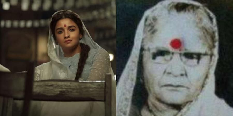 The film has raised many eyebrows at the casting of Alia Bhatt for the titular role of Gangubai.