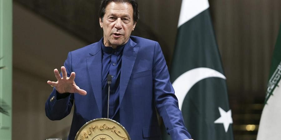 Pakistani Prime Minister Imran Khan.   (Photo   AP)