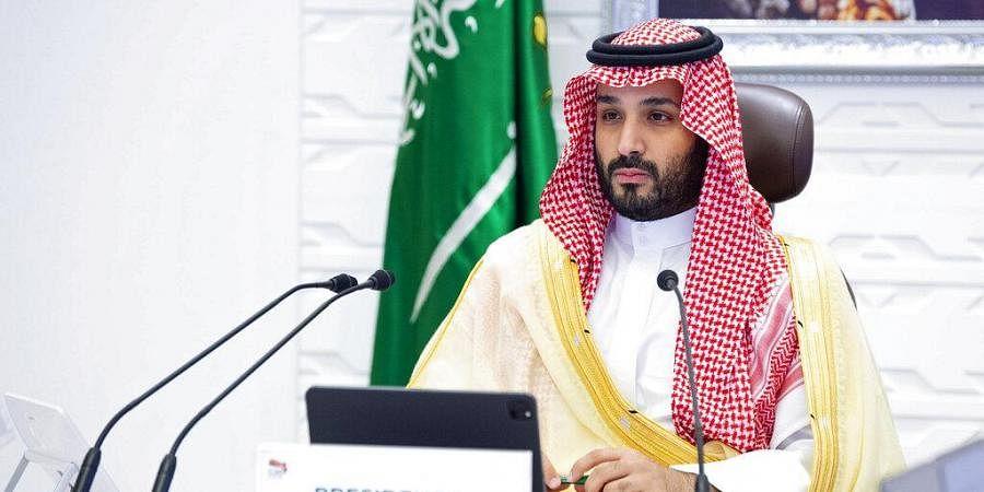 Saudi Arabia's Crown Prince Mohammed bin Salman. (Photo | AP)