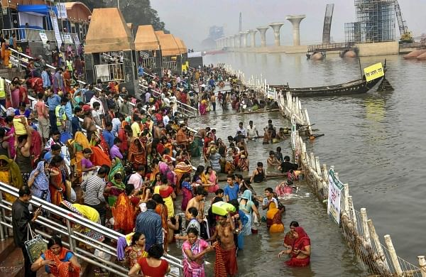 Very high presence of pollutants in Ganga, reveals Doon University research