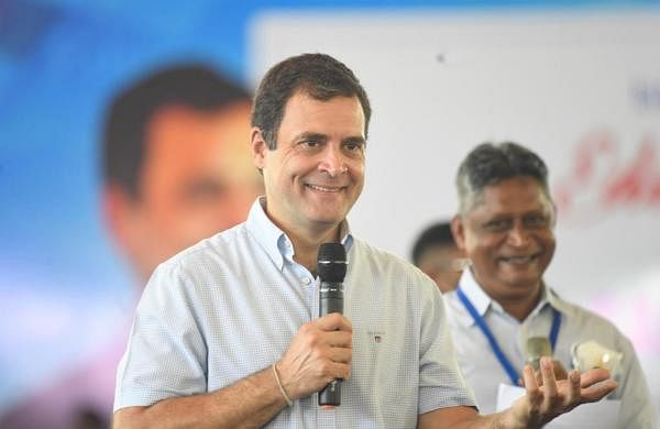 'Disparity' in wealth distribution stronger in BJP rule, says Rahul Gandhi