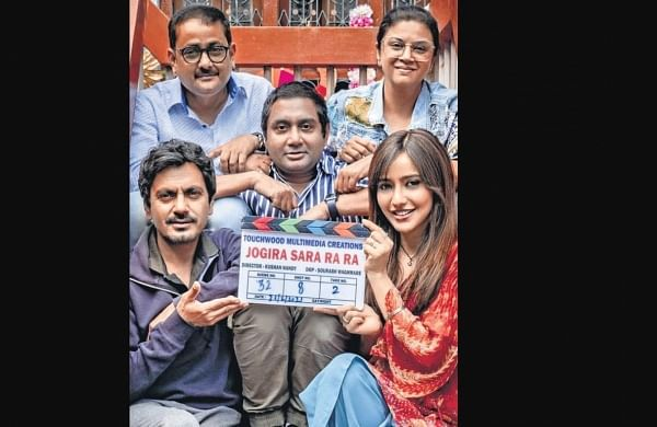 Nawazuddin Siddiqui, Neha Sharma start shooting for new film 'Jogira Sara Ra Ra!'
