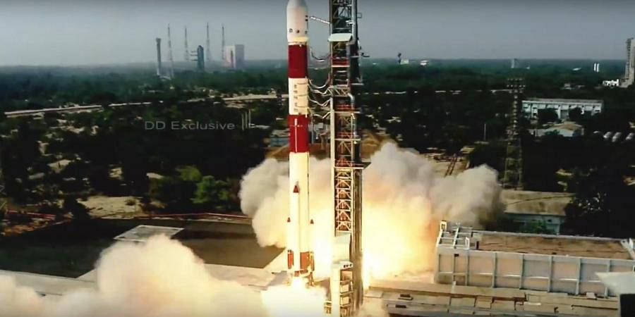 PSLV-C51 launched Amazonia-1, an optical earth observation satellite, and 18 other satellites on Sunday at 10:24 am.