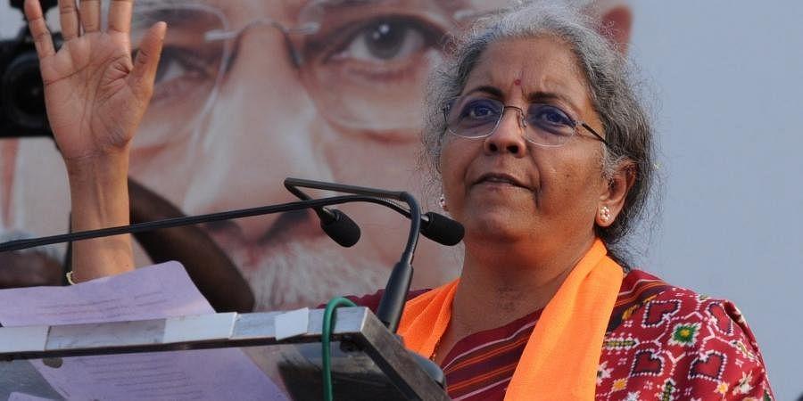 Finance Minister, Nirmala Sitharaman, FM