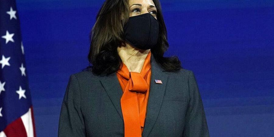 US Vice President Kamala Harris (Photo | AP)