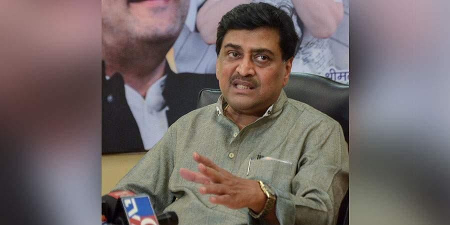 Maharashtraminister Ashok Chavan