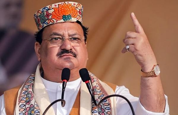 Nadda to launch BJP poll manifesto crowdsourcing campaign in Bengal on Thursday
