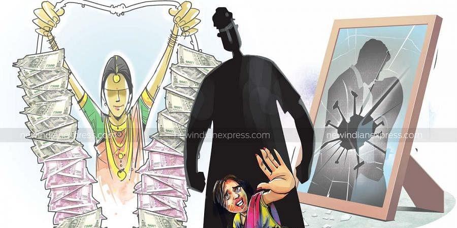 Broken marriage, dowry harassement, violence against women
