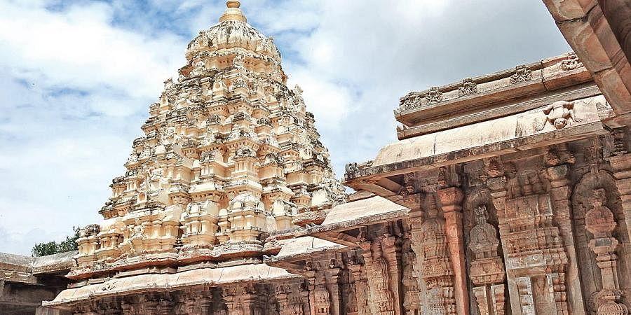 Vaidyeshwara temple complex