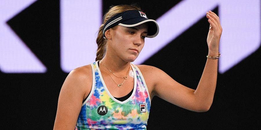 WTA World Number Four Sofia Kenin