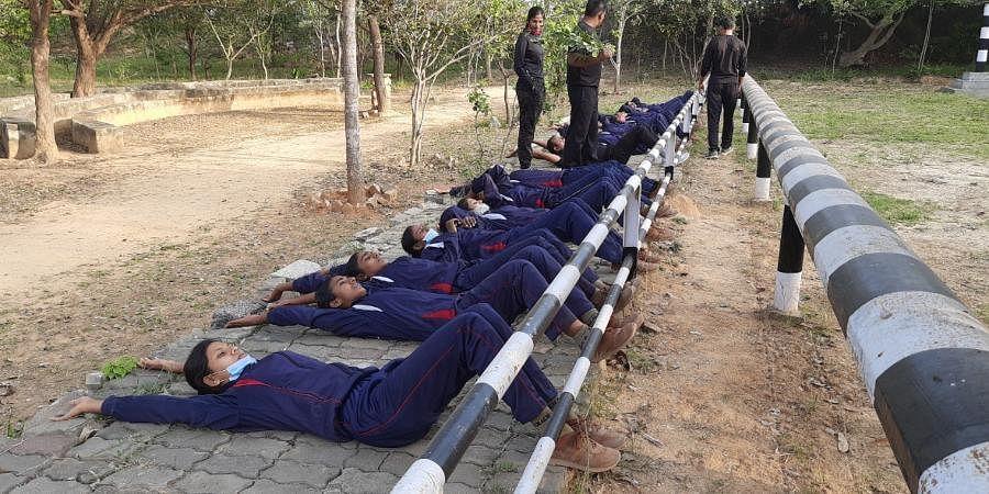 Garuda commandos of Karnataka Police