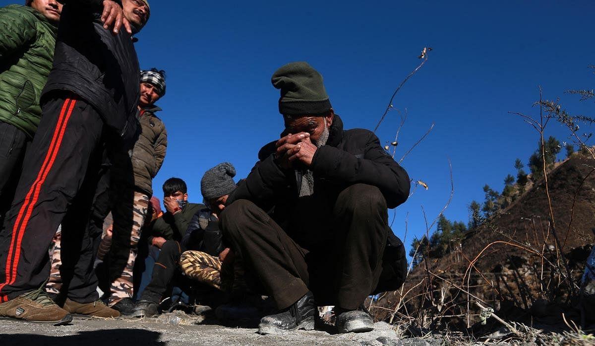 Uttarakhand glacier disaster