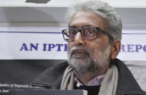 Bhima Koregaon case: SC seeks response of NIA on bail plea of activist Gautam Navlakha