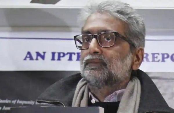 Bhima Koregaon case: SC seeks response of NIA on bail plea of activist Gautam Navlakha