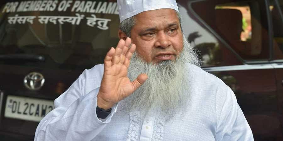 Assam MP Maulana Badruddin Ajmal