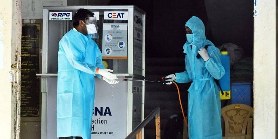 Chennai coronavirus cases
