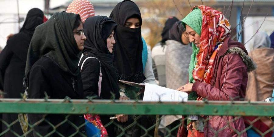 Kashmir Students