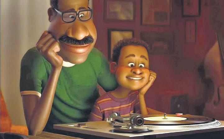 'Soul', an animated film by Pixar, won best motion picture and best original score for motion picture.