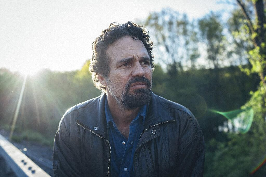 Mark Ruffalo accepted the award for best actor in a television motion picture for 'I know This Much Is True'. In picture, Ruffalo in a scene from 'I Know This Much is True.'(Photo | AP)