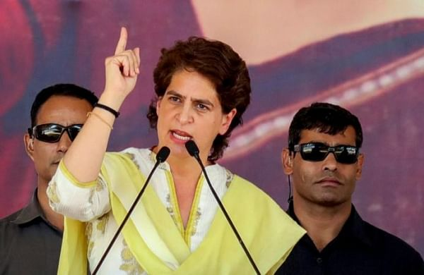 'Take concrete steps to prevet spread Covid-19': Priyanka Gandhi Vadra tells UP government