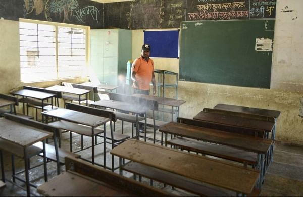 Jharkhand schools to reopen for Class 8 and above from Monday