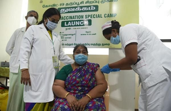 Second phase of Covid-19 vaccination drive begins