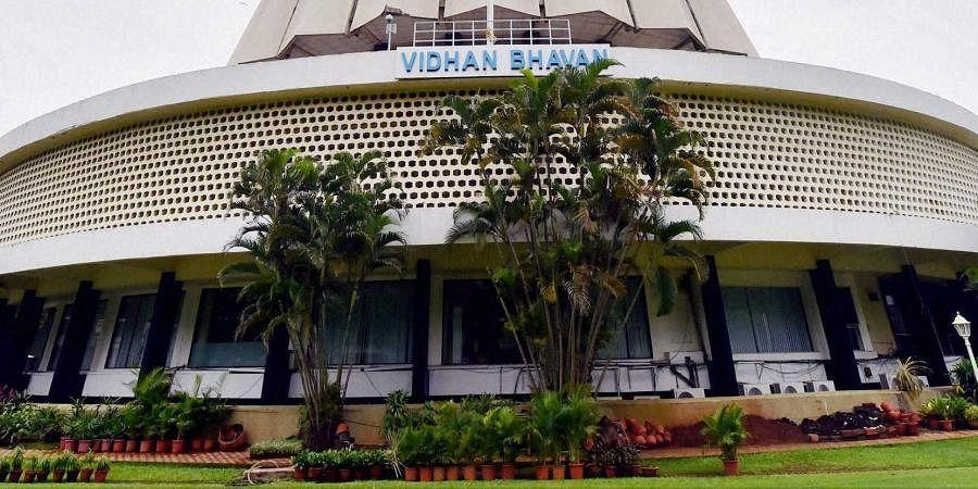 Maharashtra Assembly in Mumbai.
