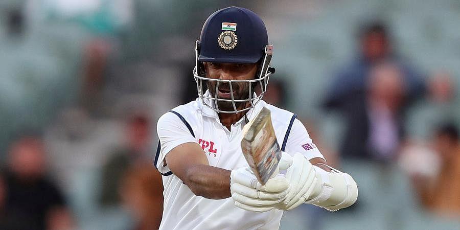 India vice captain Ajinkya Rahane